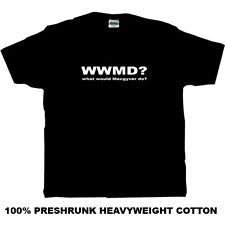 Wwmd What would Macgyver do T Shirt