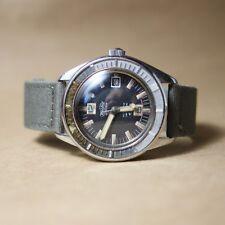 Montre de plongée vintage diver watch Wertex Squale 100 Atmos