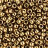 Toho Round Size 3/0 (5.5mm) Japanese Seed Beads Bronze - 19.5g (L95/1)
