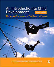 An Introduction to Child Development (SAGE Foundations of Psychology series) by