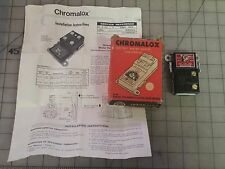 Electric water heater thermostat Chromalox  R5025B  new old stock NOS