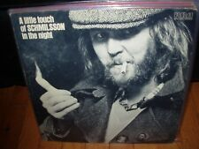 HARRY NILSSON a little touch of schmilsson in the night ( rock ) rca black