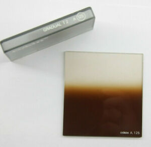 Cokin A Series 125 Gradual T2 Filter With Case - Used G3