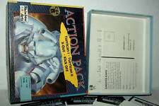 ACTION PACK FLOPPY DISK TURRICAN 1 e 2 - X-OUT - KICK OFF COMMODORE 64 DM1 40985