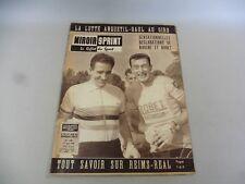 MIROIR SPRINT N° 678 / 1 JUIN 1959  / complet et en bon état
