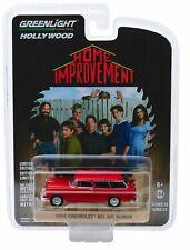 """1955 Chevrolet Nomad """" Home Improvement """" Hör mal wer hämmert ** Greenlight 1:64"""