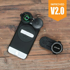 Ztylus Z-Prime 4K HD Lens + Camera Case Cover for Apple iPhone 6S Plus 6 Plus