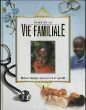 French Medical Textbook Guide De La Vie Familie Bibliotheque Education #1Medical