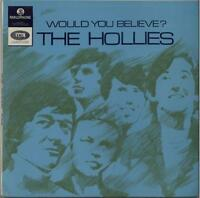 NEW CD Album The Hollies - Would You Believe? (Mini LP Style Card Case)