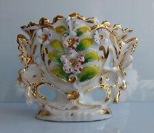 vase porcelaine de Paris Debut XIX°