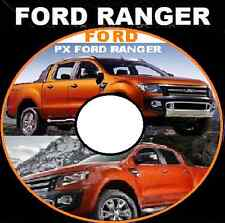 FORD PX RANGER  2011-2012-2013 WORKSHOP-SERVICE REPAIR MANUAL CD