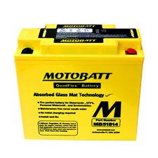 Batería mejorada MB51814 Motobatt BMW K1200LT 2005 - 2009 = Yuasa 51814