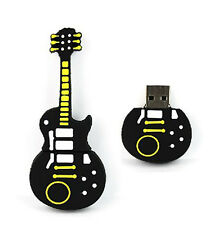 16gb novità Cool USB 2.0 per Chitarra Musical Memory Stick Flash Drive