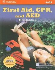First Aid, CPR, and AED (Academic Version) by American Academy of Orthopaedic...