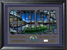 Stamford Puente Estadio de fútbol Chelsea recuerdos de lujo Marco de calidad superior