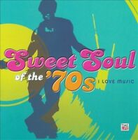 SWEET SOUL OF 70'S: I LOVE MUSIC (CD, 2 DISC, TIME LIFE) VERY RARE  NICE SHAPE