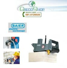 Scanalatrice/Scanalatore/Tracciatrice a frese professionale BAIER - BMF 501