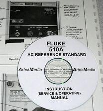 fluke 8060a service manual