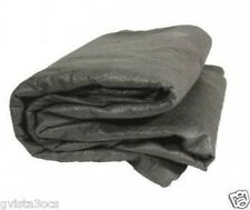 15x20 Pond/Water Garden Underlayment-for EPDM/PVC liner protection-black fabric