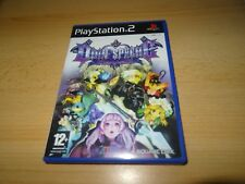 ps2 odin sphere PLAYSTATION 2 COMME NEUF Collectors GB version PAL
