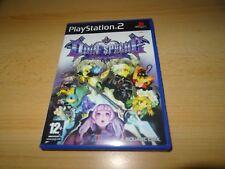 PS2 Odin Sphere playstation 2 MINT COLLECTORS UK PAL VERSION