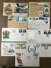 South Africa FDC 8 cover collection to  R5