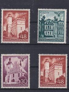1941 Freimarken Ergänzungswerte Postfrisch ** MNH LESEN