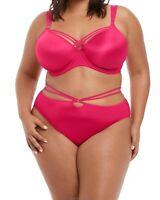 NWT $30 Freya Gem Brazilian Panty Size X-Small Color China Blue Style #1367
