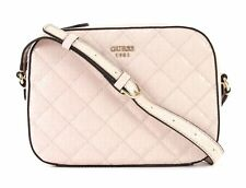GUESS Cross Body Bag Kamryn Top Zip Clutch Blush 03215800e1fc4