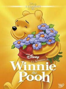 Winnie L'Ourson - Le Aventures De Classiques Disney Repack 2015