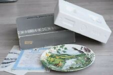 Wedgewood Limited Edition Bone China Plate - The Meandering Stream - Boxed
