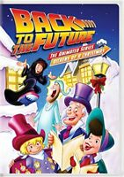 Back to the Future: The Animated Series: Dickens of a Christmas DVD NEW