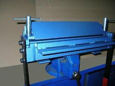 "Bending sheet metal folder, bender - 400mm (15.8"") / 3mm Steel - Quick delivery"