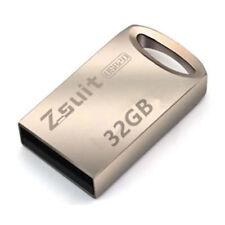 Mini Portable Metal USB 3.0 Flash Drive 32GB USB Flash Memory Stick Pendrive