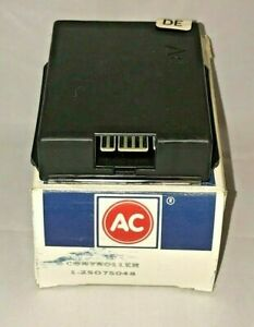 AC CRUISE CONTROL MODULE 25075048 BUICK REGAL OLDSMOBILE CUTLASS V8 1984 - 1987