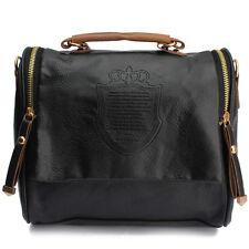 Women Leather Handbag Shoulder Lady Crossbody Bag Tote Messenger Satchel Purse