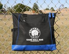 BALL BAG-SOFTBALL GAME BALL BAG-BLUE