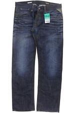 Replay Jeans Herren Hose Denim Gr. INCH 33 Baumwolle blau #8f78b9b