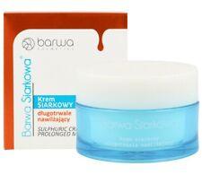 Barwa Siarkowa Moisturising Antibacterial Sulphur Cream Anti - Acne Care 50ml