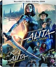 Alita: Battle Angel - Blu-ray + DVD (2019)