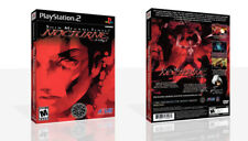 Shin Megami Tensei: Nocturne PS2 Replacement Game Case Box + Cover Art (No Game)