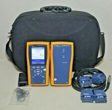 Fluke Networks Dtx 1800 Tester Dtx 1800 Cable Analyzer Certifier Dsx