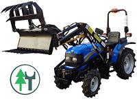 Mistschaufel 105 cm für Kleintraktor Traktor Schlepper Solis 20 und Solis 26