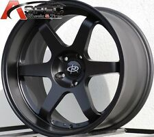 19X9.5 19X10 +15 ROTA GRID 5X114.3 BLACK WHEEL Fit Lexus Is250 Is350 Gs350 GS450