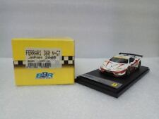 BBR 1:43 FERRARI 360 N-GT JAPAN 2005 LIMITED 100PCS #BG301