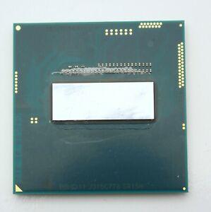 Clevo W650SR Intel Core i7-4700MQ Processor SR15H Up To 3.40 GHz Processor