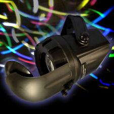 LED Mini MFE-10 Flower multicolor 1x10W weiß Soundcontrol Disco Party + Spiegel