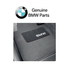NEW BMW E93 335i 335is M3 Convertible Black Carpeted Floor Mats Genuine