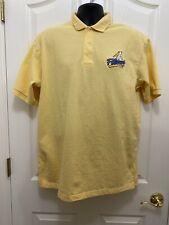 Mrytle Beach Pelicans Official Logo Polo Golf Shirt Size L Minor League Baseball