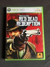 Red Dead Redemption 1 Xbox 360 Spiel Game